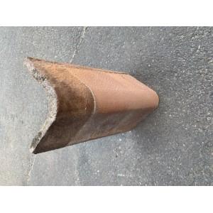 Monier tapered barge cap